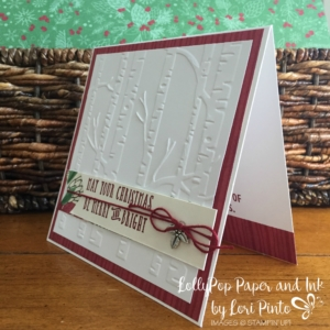 Stampin' Up!, Stampinup, Woodland, Wonderful Year, This Christmas Specialty DSP, Christmas Trinkets Merry and Bright
