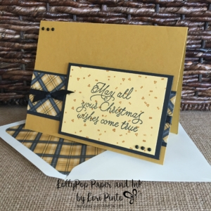 Stampin' Up!, Peace This Christmas, Warmth & Cheer, Holly Berry Happiness