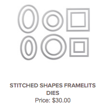 stitched shapes framelits dies