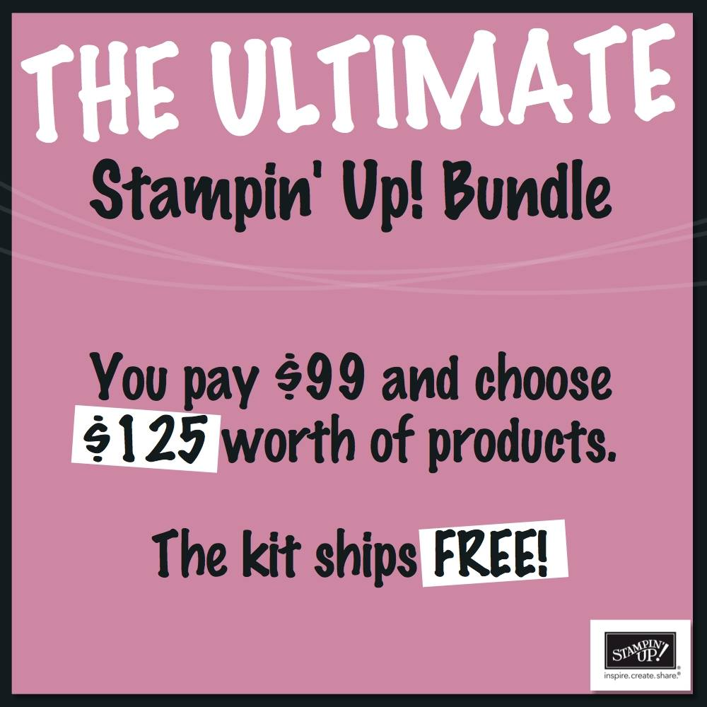 Stampin' Up!, $99 Ultimate Bundle