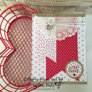 Sealed with Love, Sending Love DSP Stack, Sending Love Embellishments