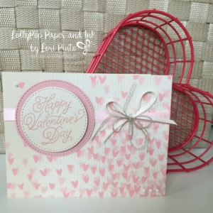 Sealed with Love, Love Notes, Blushing Bride, Occasions, Valentine
