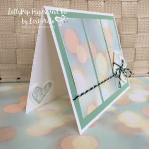 Sealed with Love, Love Notes, Stampin'Up!, Falling in Love DSP