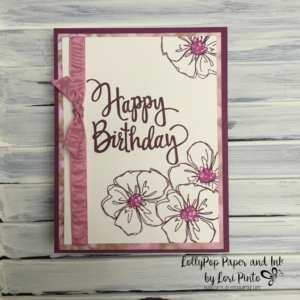 Penned and Painted, Happy Birthday, Dragonfly Dreams