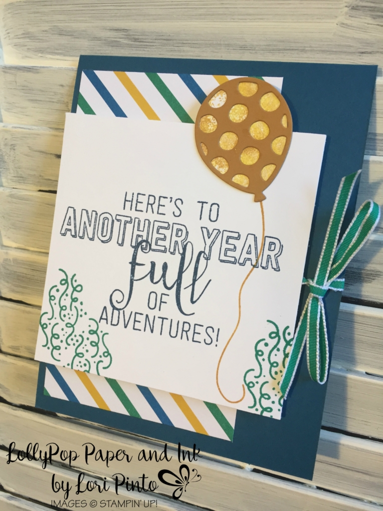 Balloon Adventures Bundle, Party Animal Suite, Here's to Another Year