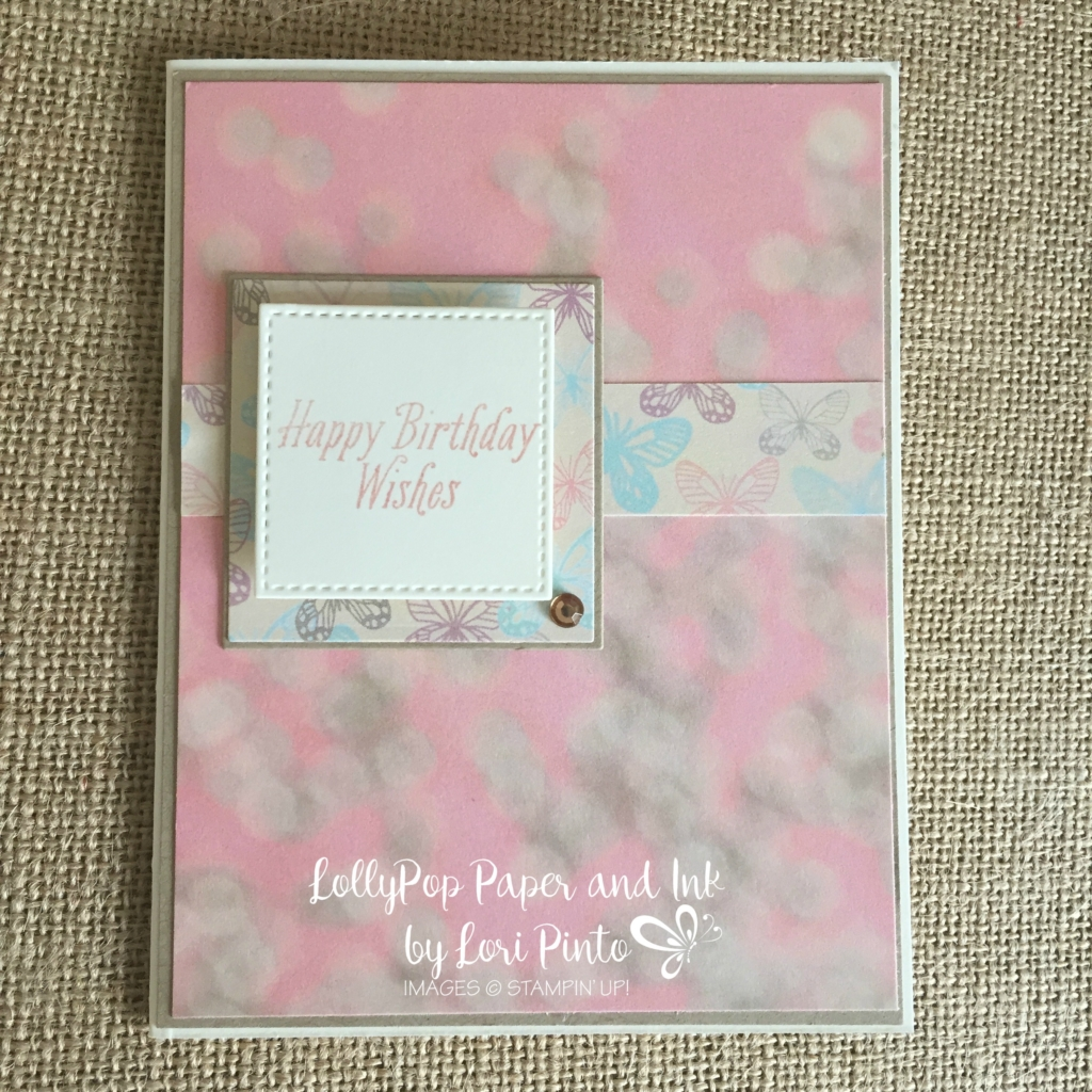 Avant Garden, Happy Birthday Wishes, Falling in Love DSP, Stitched Shape Framelits