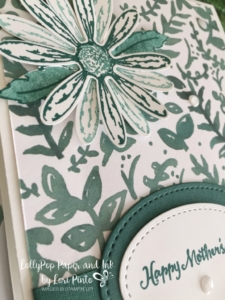 Stampin' Up!, Daisy Delight stamp set and bundle, Delightful Daisy DSP ,Tranquil Tide