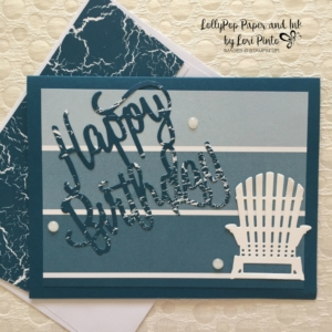 Stampin' Up! Happy Birthday Thinlits, Happy Celebrations, Seasonal Layers Thinlits
