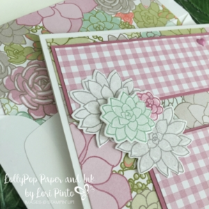 Stampin' Up! Oh So Succulent stamp set and Bundle