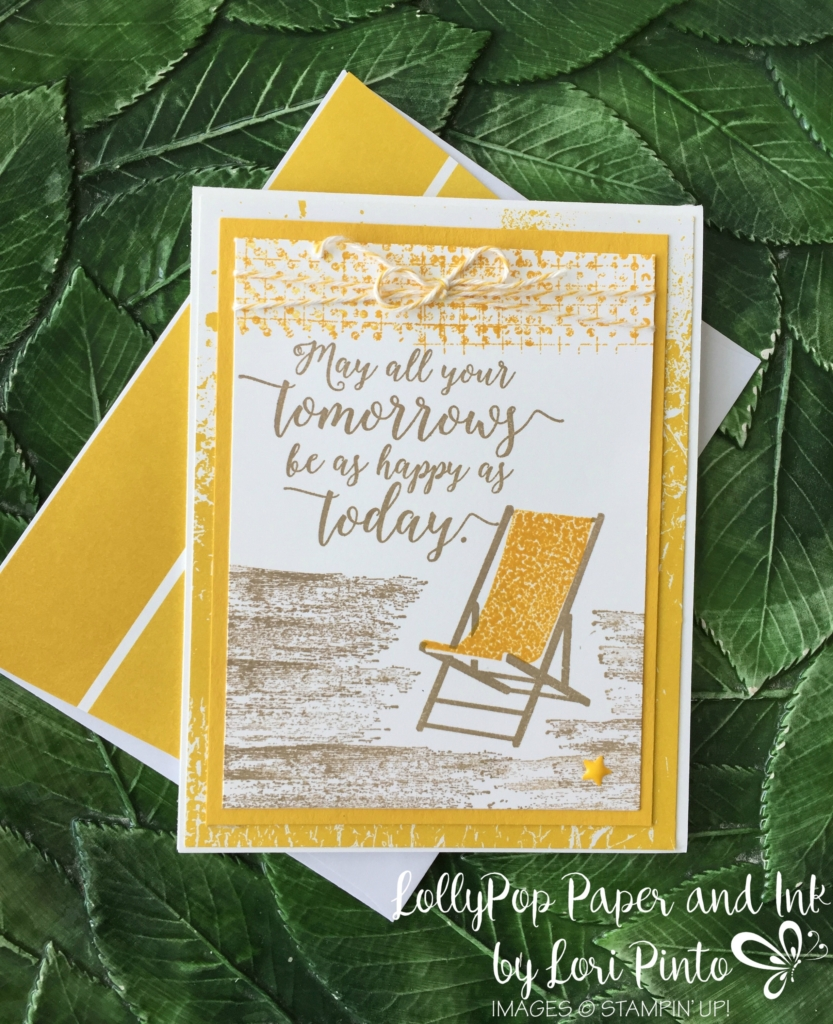 Stampin' Up! Seasonal Layers Stamp Set and Bundle, Color Theory DSP