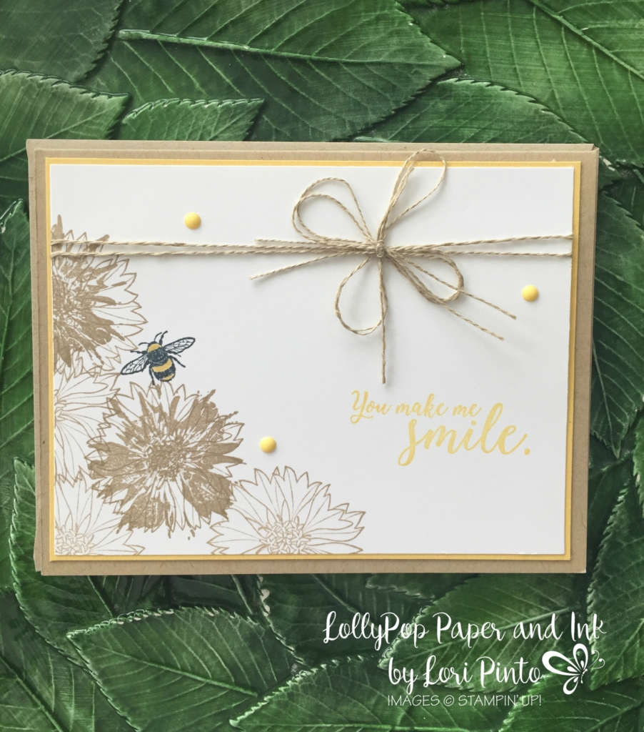 Stampin' Up! Touches of Texture, Colorful Seasons