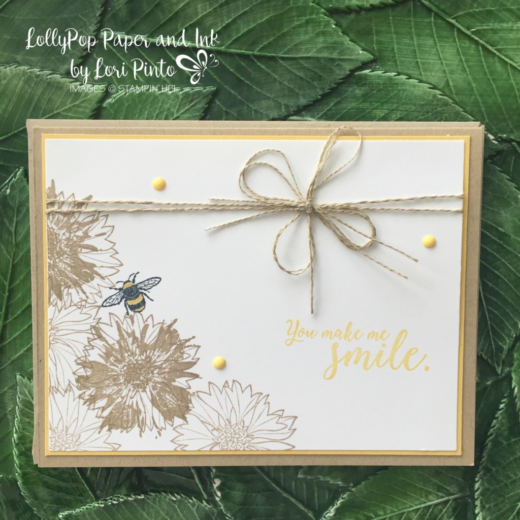 Stampin' Up!, Touches of Texture stamp set, Colorful Seasons stamp set
