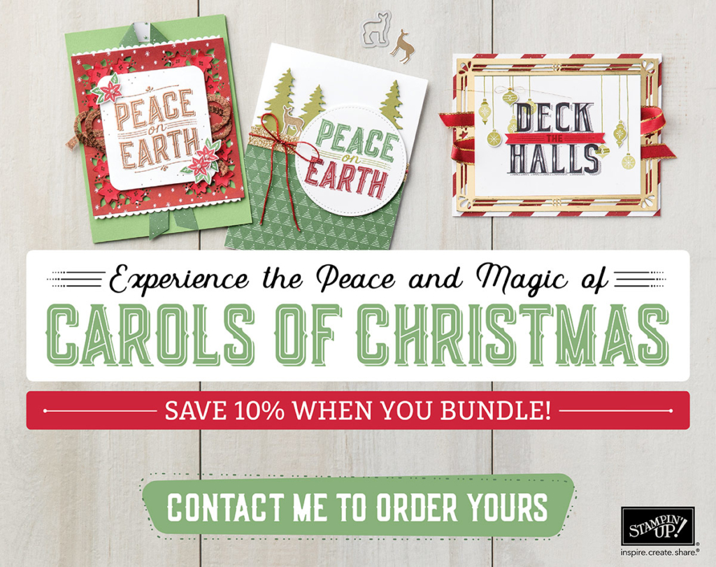 Stampin' Up!, Carols of Christmas,