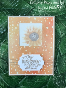 Stampinup!, Painted Harvest Stamp Set, Painted Autumn DSP, Kindness, by Lori Pinto