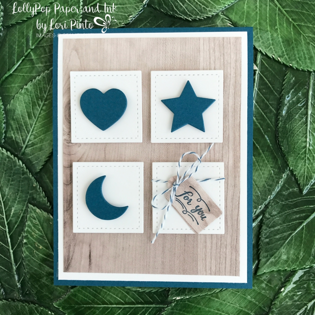 Stampinup!, Wood Words Bundle, Wood Textures DSP, Stitched Shapes Framelits, by Lori Pinto
