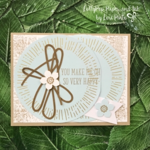 Stampin'Up!, May Paper Pumpkin Alternative, Touches of Texture