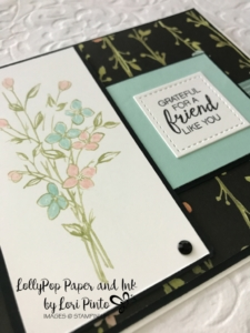 Stampinup!, Whole Lot of Lovely DSP, #tttc013, Touches of Texture stamp set by Lori Pinto 3