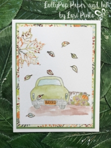 Stampinup!, Wonderful Life Stamp Set, #tttc016, Autumn by Lori Pinto
