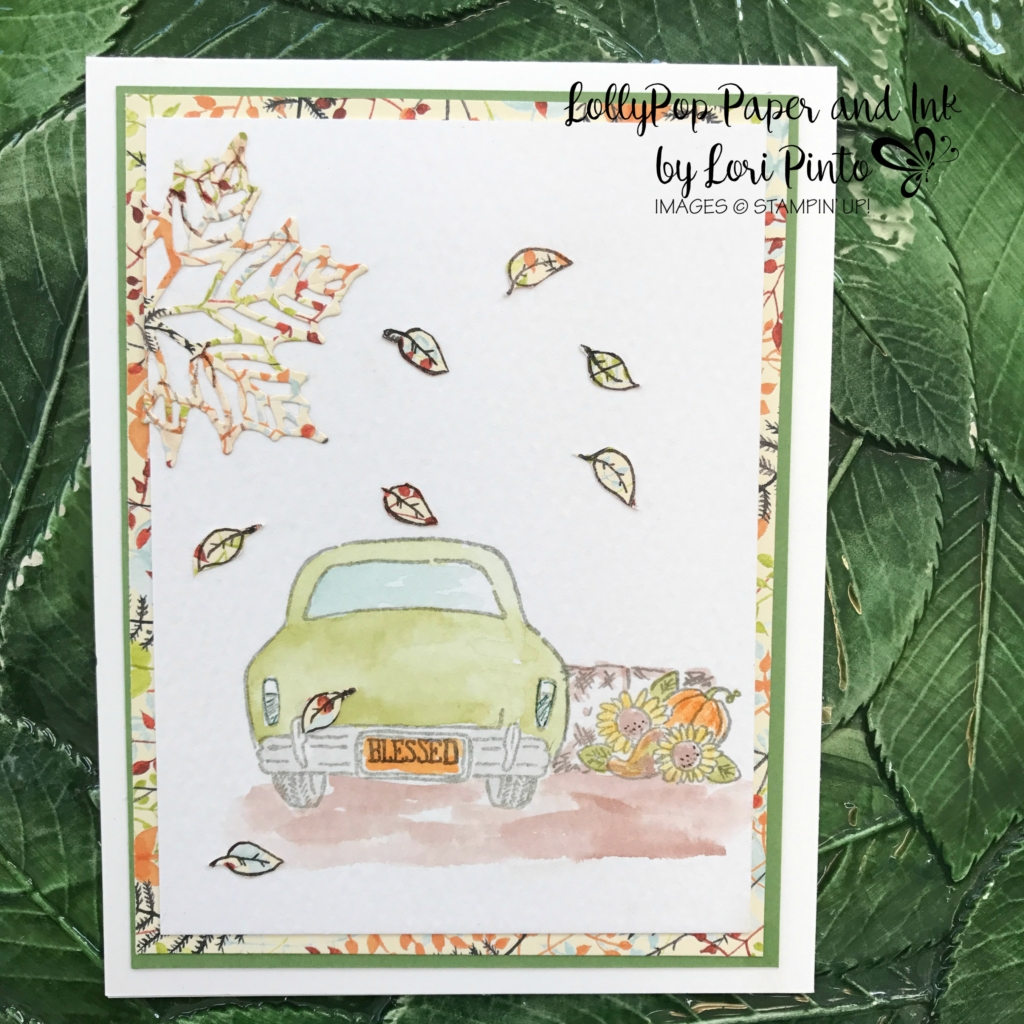 Stampinup!, Wonderful Life Stamp Set, #tttc016, Autumn by Lori Pinto2