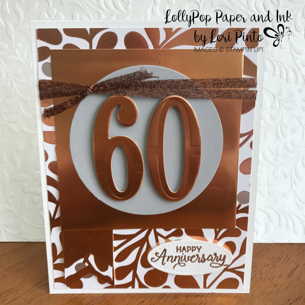 Stampinup!, Large Number Framelits Dies, Beautiful Bouquet stamp set, Year of Cheer Specialty DSP by Lori Pinto1