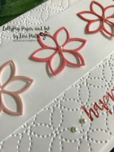 Stampin'Up!, Stampinup!, Quilt Builder Framelits Dies, Quilt Top Textured Impressions Embossing Folder, Milestone Moments Stamp Set Happy Birthday Card by Lori Pinto1
