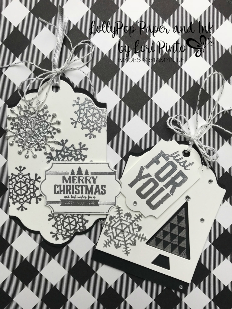 Stampin'Up!, Stampinup!, Remarkable InkBig Blog Hop Holiday Tags with Labels to Love and Merry Little Labels by Lori Pinto2