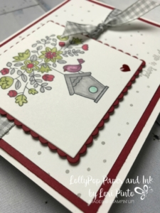 Stampin' Up!, Stampinup!, Flying Home Stamp Set with background from the SAB stamp set, Beautiful Peacock by Lori Pinto1