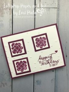 Stampin'Up!, Stampinup! Picture Perfect Stamp Set from the 2017 Occasions Catalog available Jan 3rd by Lori Pinto