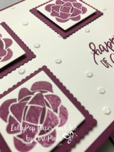 Stampin'Up!, Stampinup! Picture Perfect Stamp Set from the 2017 Occasions Catalog available Jan 3rd by Lori Pinto1