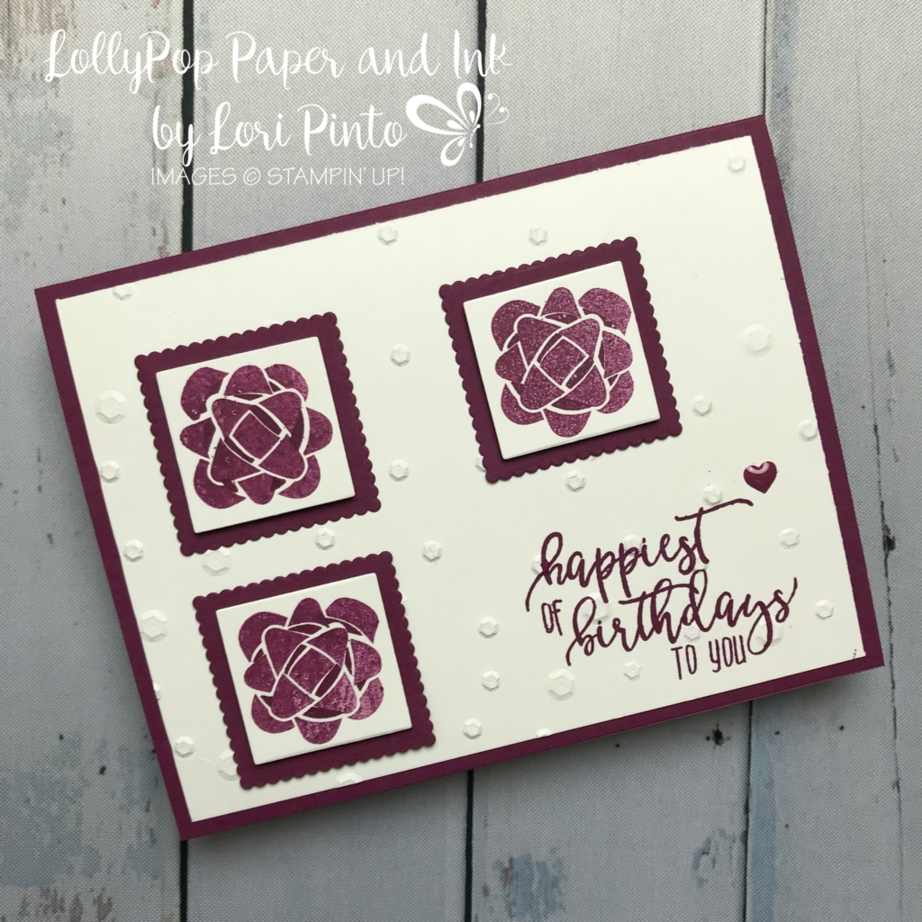 Stampin'Up!, Stampinup! Picture Perfect Stamp Set from the 2017 Occasions Catalog available Jan 3rd by Lori Pinto2