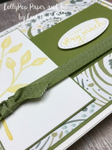 stampinup! stampin'up! petal palette stamp set, bunch of blossoms stamp set with delightful daisy dsp by lori pinto2