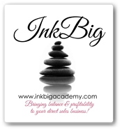 InkBig Academy Member Badge