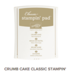 Crumb Cake Ink Pad