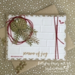 Holiday Card – White Brick