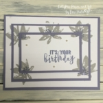 Avant Garden – It's Your Birthday