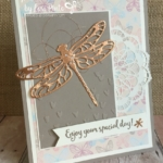 Copper Dragonfly Dreams