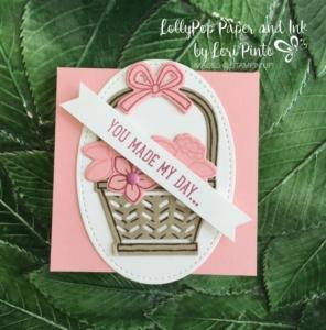 Basket Bunch Bundle, Happy Easter, Mini Note Cards