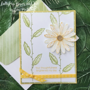Stampin' Up! Daisy Delight stamp set and bundle, Delightful Daisy DSP,