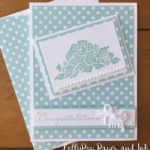 Floral Phrases ~ Wedding Congratulations