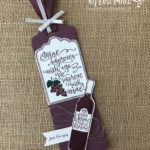Wine Bottle Tag